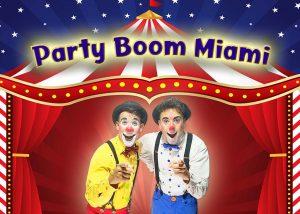 web party boom maimi